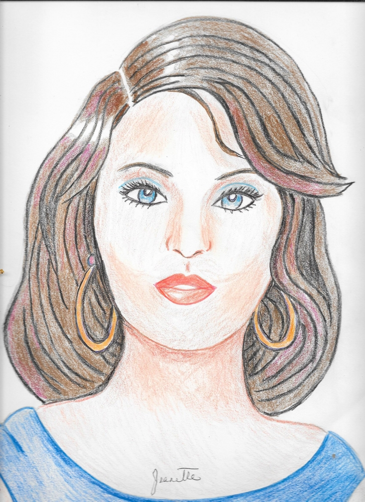 Katy Perry par Jeanette